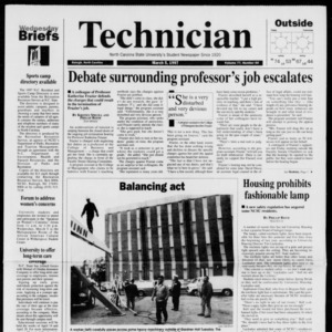 Technician, Vol. 77 No. 66, March 5, 1997
