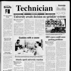 Technician, Vol. 77 No. 7, September 6, 1996