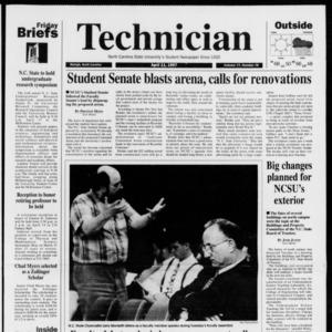 Technician, Vol. 77 No. 78, April 11, 1997