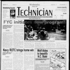 Technician, Vol. 79 No. 89, February 24, 1999