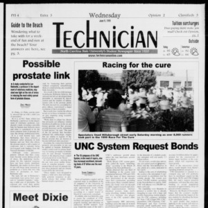 Technician, Vol. 80 No. 3, June 9, 1999