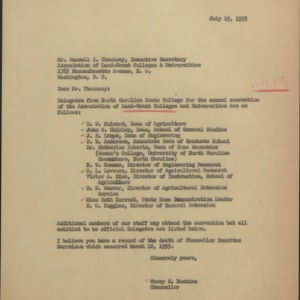 """L"" - General, 1955"