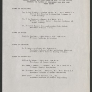 Commission on Education Beyond the High School, 1962-1963