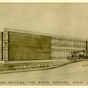 Proposed Student Union Building, Architect Selection