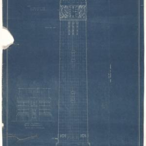 Memorial Bell Tower, Memorial Chime and Clock Tower
