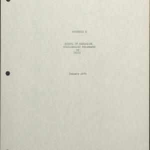 Affirmative Action Plan, Volume II (3 of 4) :: Affirmative Action Plans