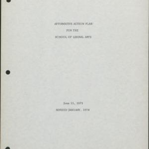 Affirmative Action Plan, Volume II (4 of 4) :: Affirmative Action Plans