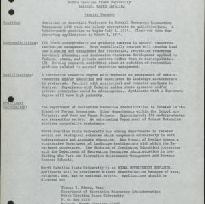 Affirmative Action Plan (Second Version), Volume III (2 of 2) :: Affirmative Action Plans