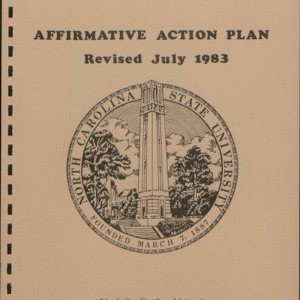 Affirmative Action Plan (2 of 2) :: Affirmative Action Plans