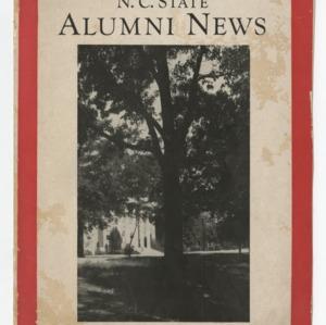 Alumni News, Vol. 9 No. 2, November 1936