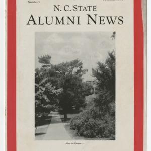 Alumni News, Vol. 9 No. 5, February 1937