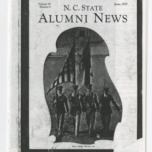 Alumni News, Vol. 9 No. 9, June 1937