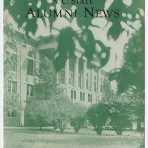Alumni News, Vol. 10 No. 6, March 1938