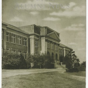 Alumni News, Vol. 10 No. 7, April 1938