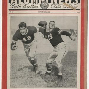 Alumni News, Vol. 11 No. 2, November 1938