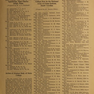 Alumni News, Vol. 1 No. 2, December 1, 1917