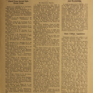 Alumni News, Vol. 1 No. 3, January 1, 1918
