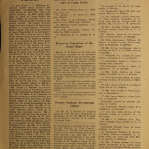 Alumni News, Vol. 1 No. 4, February 1, 1918