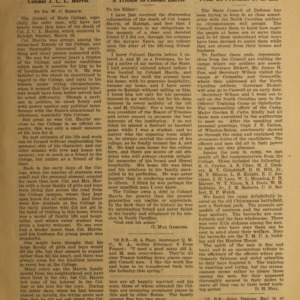 Alumni News, Vol. 1 No. 6, April 1, 1918
