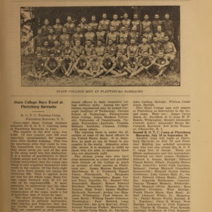 Alumni News, Vol. 1 No. 10, August 1, 1918