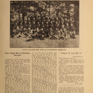 Alumni News, Vol. 1 No. 11, September 1, 1918