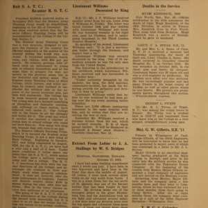 Alumni News, Vol. 2 No. 2, December 1, 1918