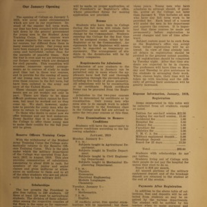 Alumni News, Vol. 2 No. 3, January 1, 1919