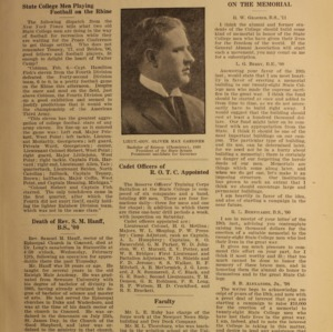 Alumni News, Vol. 2 No. 5, March 1, 1919