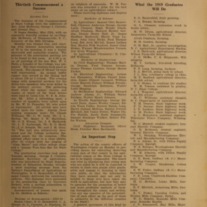 Alumni News, Vol. 2 No. 8, June 1, 1919