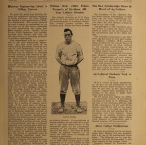 Alumni News, Vol. 2 No. 9, July 1, 1919