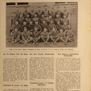 Alumni News, Vol. 2 No. 10, August 1, 1919