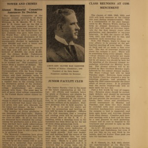 Alumni News, Vol. 3 No. 6, April 1, 1920