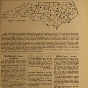 Alumni News, Vol. 3 No. 10, August 1, 1920