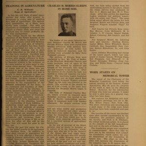 Alumni News, Vol. 4 No. 9, July 1921