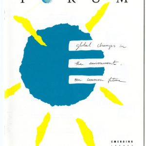 1990 Emerging Issues Forum Program
