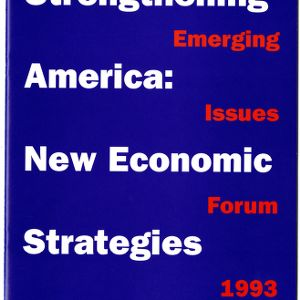 1993 Emerging Issues Forum Program