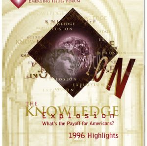 1996 Emerging Issues Forum Conference Highlights Program