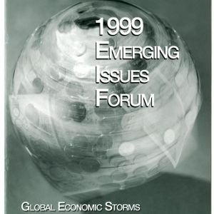1999 Emerging Issues Forum Program