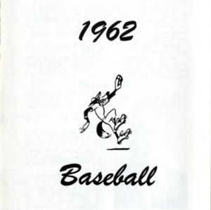 Roster, Men's baseball, North Carolina State, 1962 season