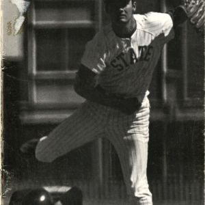 Media guide, Men's baseball, North Carolina State, 1972 season