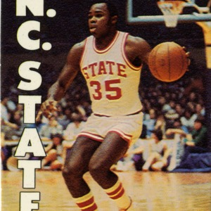 Card, Men's basketball, North Carolina State, 1980-81 season