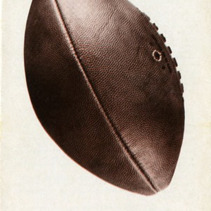 Brochure, Football, North Carolina State, 1967 season