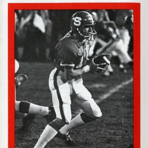 Brochure, Football, North Carolina State, 1974 season