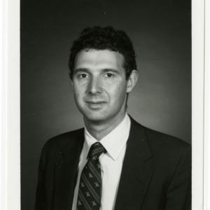 Dr. Morton A. Barlaz portrait