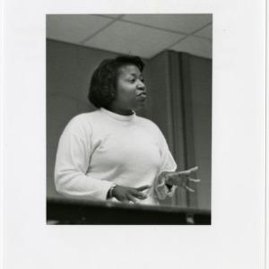 Loren Jones speaks on Slave Narratives
