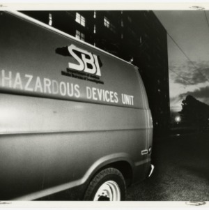 Hazardous Devices Van