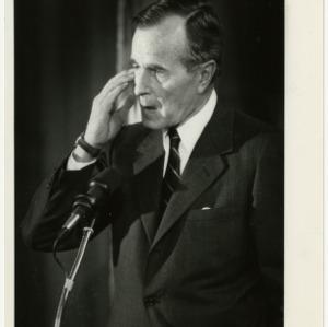 Vice President George H.W. Bush