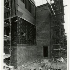 Biltmore Hall Construction