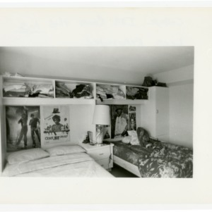 College Inn room has been renovated