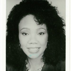 Yolanda King, daughter of Martin Luther King, Jr., actor, and activist